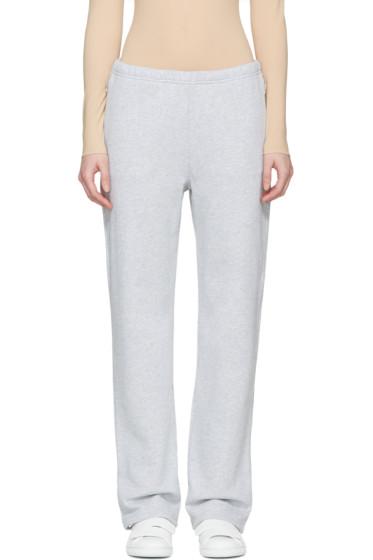 Acne Studios - Grey Lacie CLG Lounge Pants
