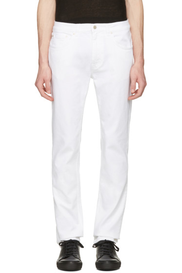 Acne Studios - White Ace Jeans