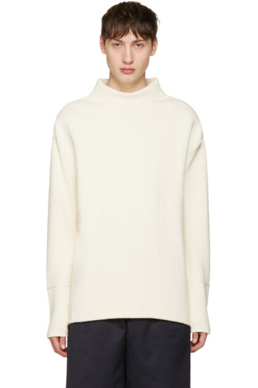 Acne Studios - Off-White Karmel Sweater