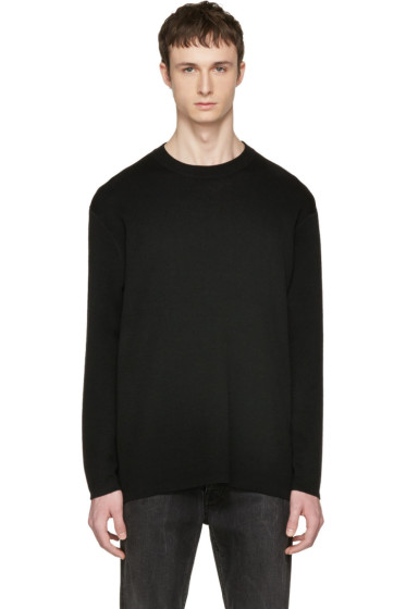Acne Studios - Black Kicha Sweater