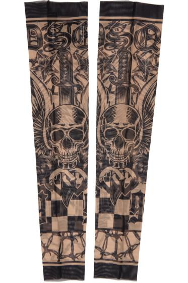 Dsquared2 - Black Tattoo Sleeves