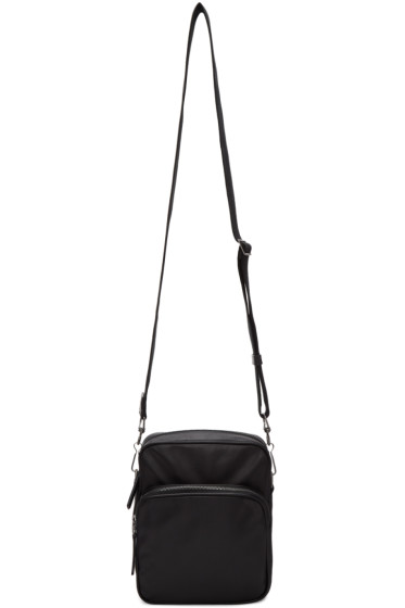 Maison Margiela - Black Mini Messenger Bag