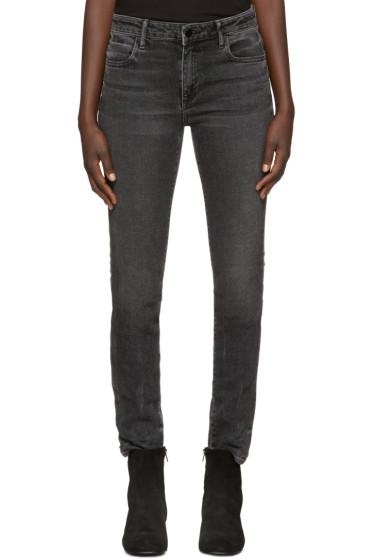 Alexander Wang - Grey Skinny Jeans