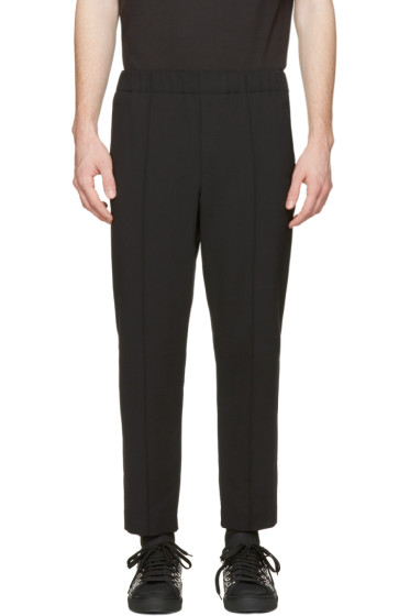 Alexander Wang - Black Tailored Lounge Pants