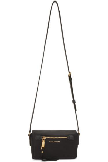 Marc Jacobs - Black Trooper Crossbody Bag