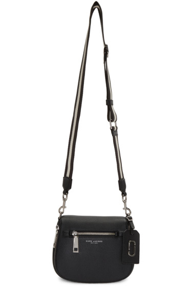 Marc Jacobs - Black Small Gotham Saddle Bag
