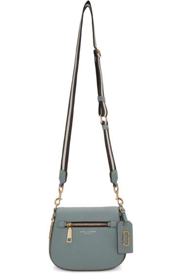 Marc Jacobs - Blue Small Gotham Saddle Bag