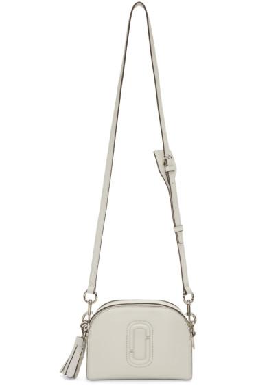 Marc Jacobs - White Small Shutter Camera Bag