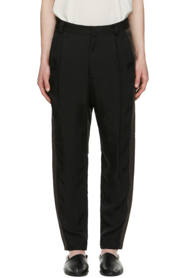 Robert Geller - Black Casper Trousers