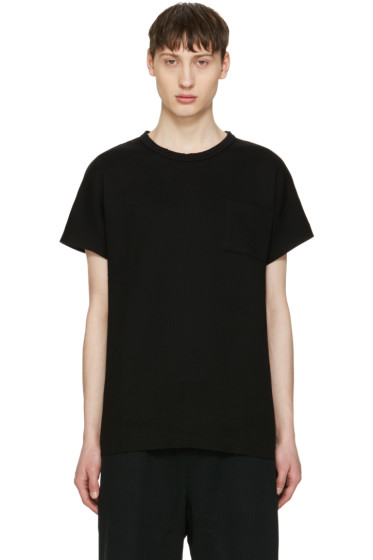Robert Geller - Black Paul T-Shirt