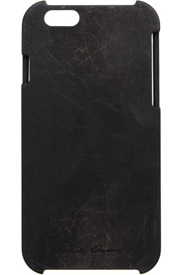 Rick Owens - Black Rhodoid iPhone 6 Case