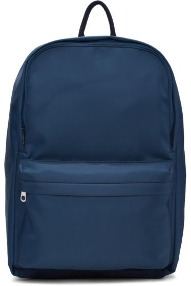 A.P.C. - Blue Arthur Backpack