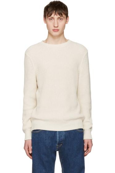 A.P.C. - Beige Travel Sweater