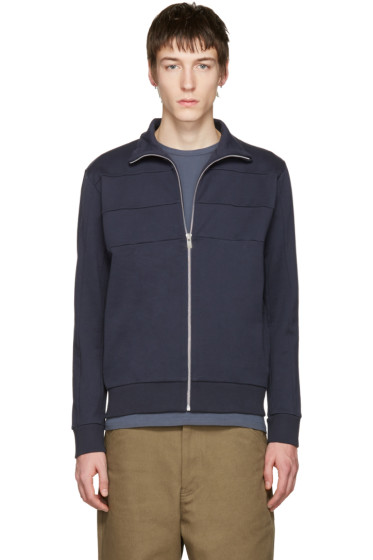 A.P.C. - Navy Vincent Track Jacket