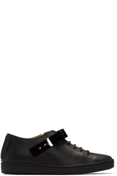 Giuseppe Zanotti - Black Brek Sneakers