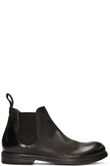 Marsèll - Black Zucca Media Boots