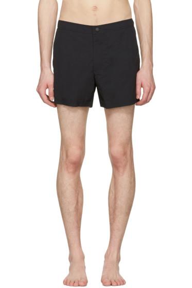 Burberry - Black Gilmoor Swim Shorts
