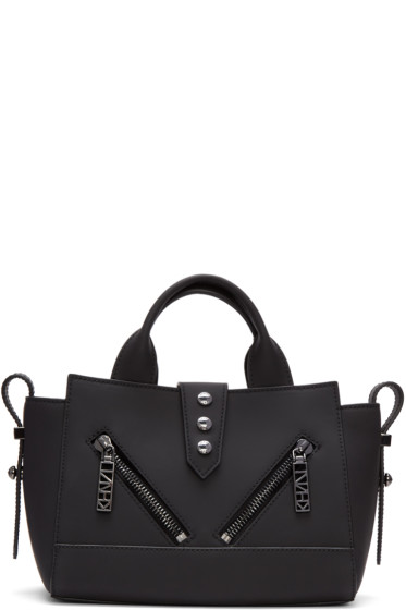 Kenzo - Black Embellished Kalifornia Bag