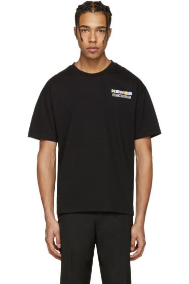 Kenzo - Black Nasa Logo T-Shirt