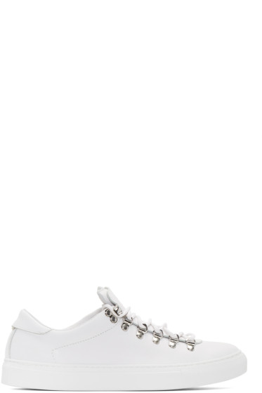 Diemme - White Marostica Low Sneakers