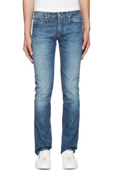 Versace - Blue Slim Jeans