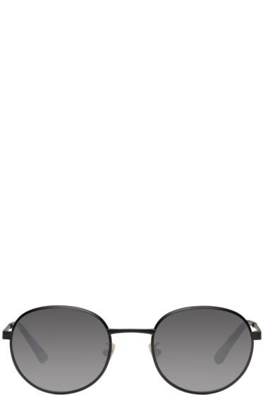 Saint Laurent - Black SL 135 Zero Sunglasses