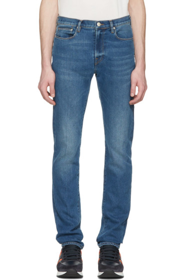 PS by Paul Smith - Blue Slim Jeans