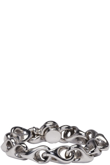 KTZ - Silver Regular Bracelet
