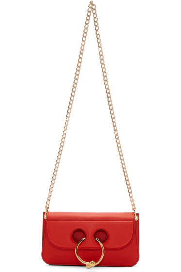 J.W.Anderson - Red Small Pierce Bag