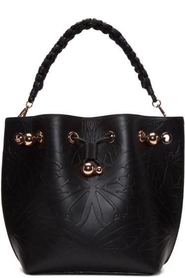 Sophia Webster - Black Butterfly Romy Bucket Bag