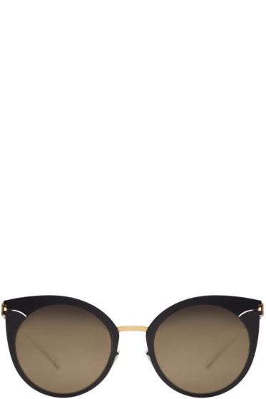 Mykita - Black Giulietta Decades Sunglasses