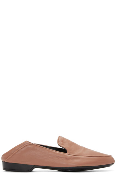 Robert Clergerie - Brown Fanim Loafers