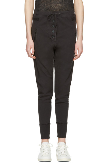 Isabel Marant Etoile - Black Angele Lounge Pants