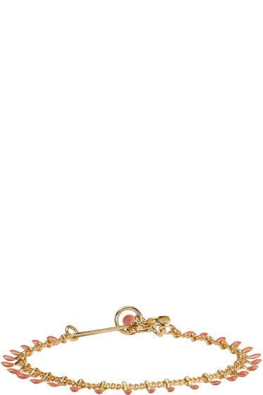 Isabel Marant - Gold Beaded Casablanca Bracelet