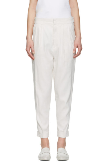 Isabel Marant - Ivory Neyo Trousers