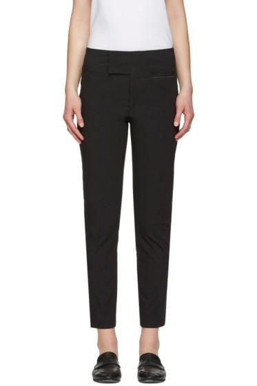 Isabel Marant - Black Ovida Trousers