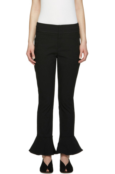 Isabel Marant - Black Hunter Trousers