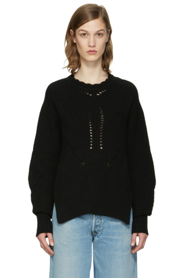 Isabel Marant - Black Gallo Sweater