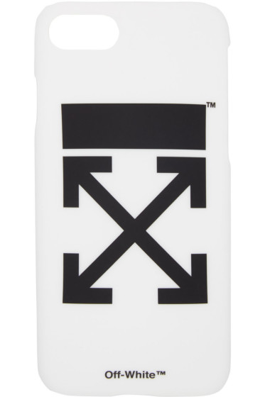 Off-White - White Arrows iPhone 7 Case
