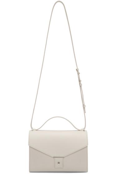 PB 0110 - Grey AB 31 Shoulder Bag