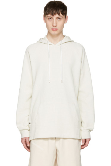 Etudes - Off-White Track Hoodie