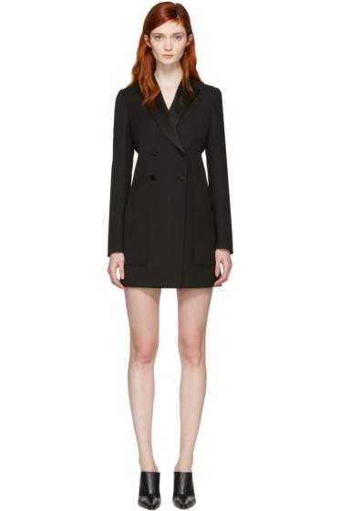 Pallas - Black Angel Blazer Dress