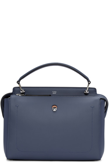 Fendi - Blue Dotcom Click Bag