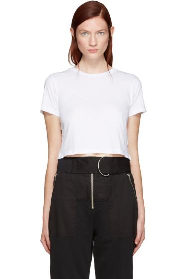 Amo - White Babe T-Shirt