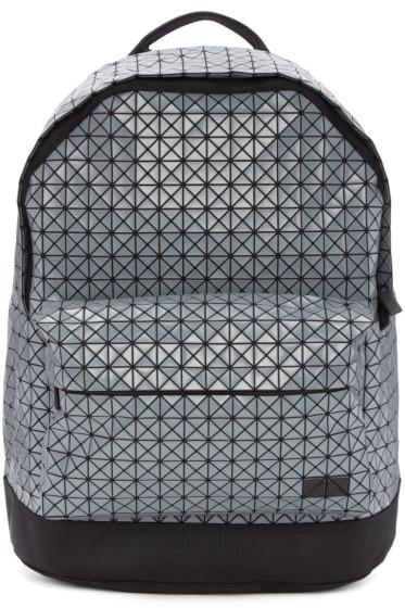Bao Bao Issey Miyake - Grey Daypack Backpack