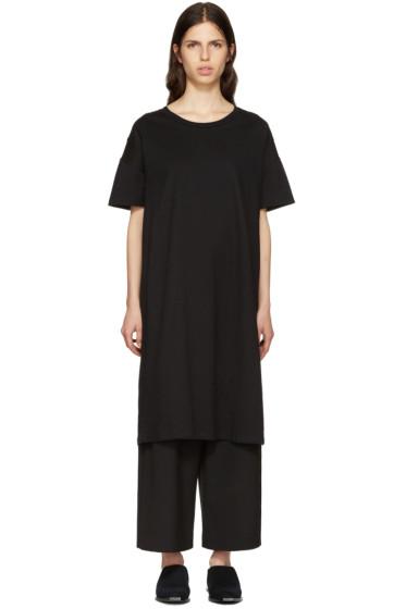 Y's - Black All Needles Big T-Shirt