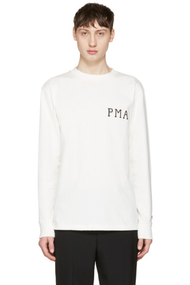 Vans - Ivory Our Legacy Edition 'PMA' T-Shirt