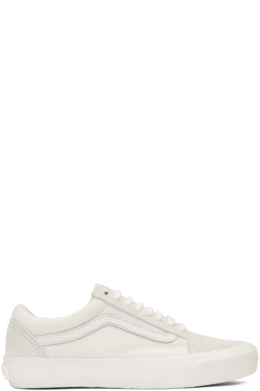 Vans - White Our Legacy Edition Old Skool Pro '92 LX Sneakers