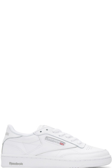 Reebok Classics - White Club C 85 Sneakers
