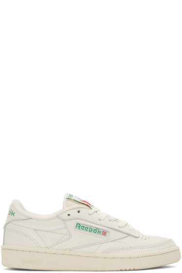 Reebok Classics - Off-White Club C 85 Sneakers